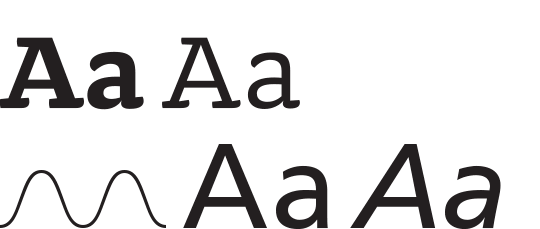Explorations in Typography | Typeface Combinations