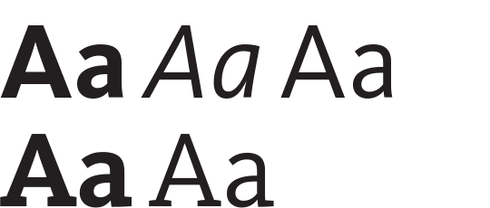 Explorations in Typography   Typeface Combinations